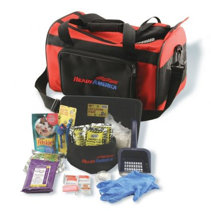Cat Evacuation Kit by Ready America