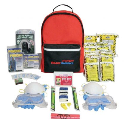 Fire and Blackout Emergency Kit by Ready America